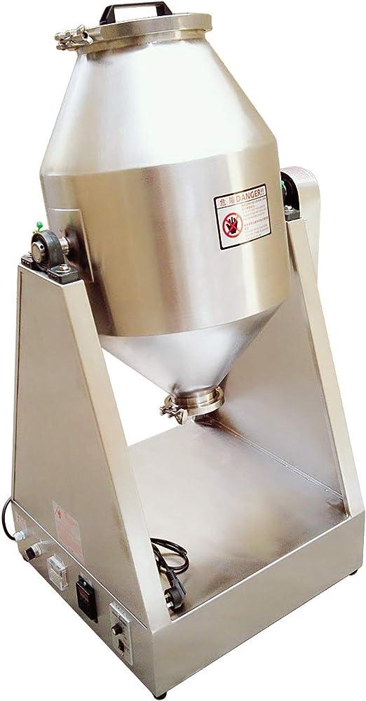 yg-25kg mezclador de laboratorio batidora de polvo polvo seco ...
