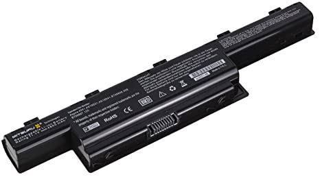 4400mAh Notebook portátil recambio de batería para Packard Bell Easynote LM81 LM85 LM86 LM87 LM94 LM98