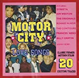 Motorcity Love Songs by Motorcity Love Songs (2012-09-11)