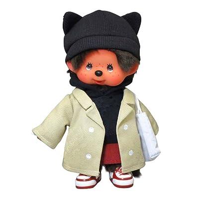 Monchhichi Original Sekiguchi Tokyo Fashion Doll: Toys & Games
