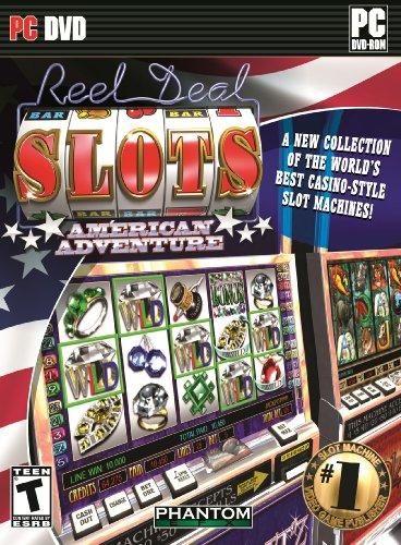 Reel Deal Slots American Adventure from Phantom EFX