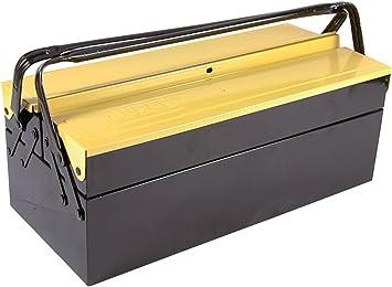 MAURER 2240002 Caja Herramientas Metalica 530 x 200 x 200 mm ...
