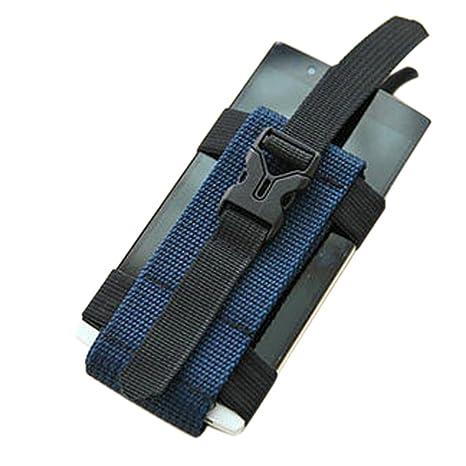 Verstellbarer Klettverschluss Arm Staubbeutel Handy Taschen
