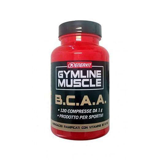 8 opinioni per Enervit Gymline Muscle BCAA 120 Compresse