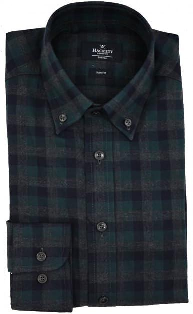 Hackett con textura Melange camiseta: Amazon.es: Ropa y ...
