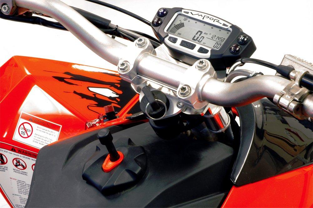 Trail Tech 022-PDA Vapor/Vector/Striker Indicator Dashboard by Trail Tech (Image #4)
