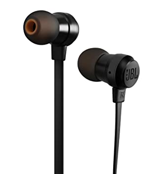 341f7420e10 JBL T280A Stereo In-Ear Headphones with Flat Cable: Amazon.co.uk:  Electronics