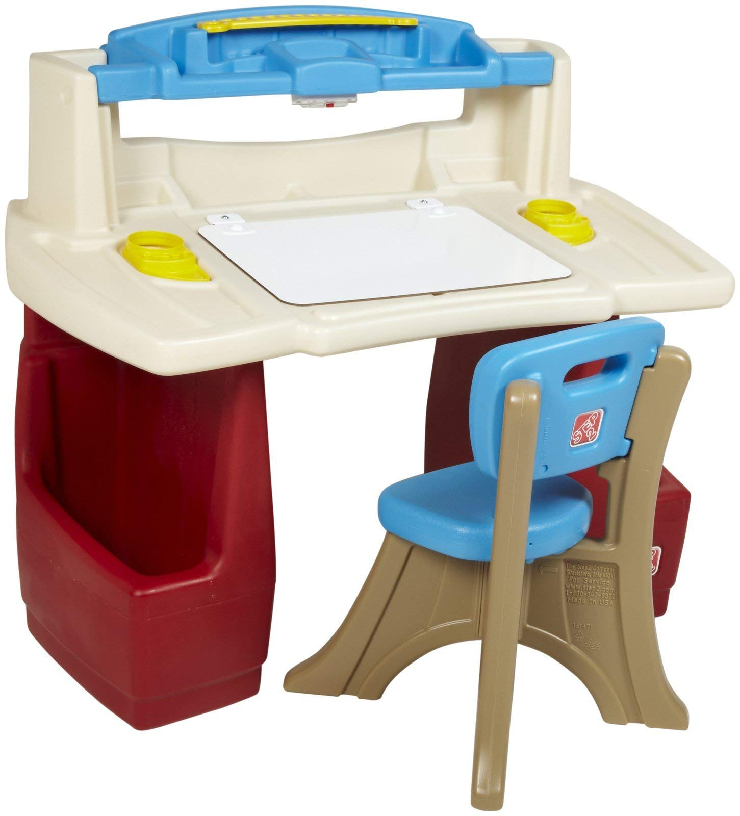 Step2 Deluxe Art Master Kids Desk by Step2