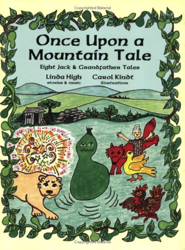 Once Upon a Mountain Tale - Eight Jack and Grandfather Tales