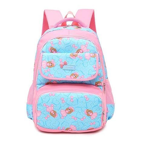 Westtreg niños escolares mochilas niñas niños mochilas ortopédicas escuela primaria mochila mochilas niños satchel sac,