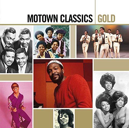 Motown Classics Gold [2 CD] from Motown