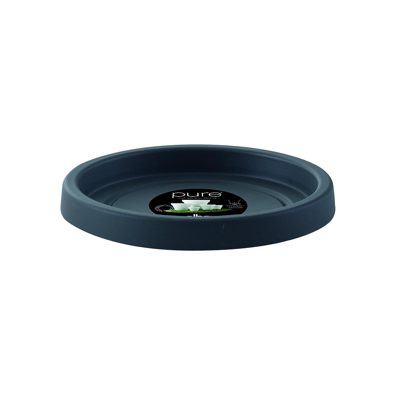 Elho Pure Saucer 33cm - Anthracite 8400313342500