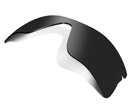 5cf28fc144 RADAR RANGE Replacement Lenses Polarized Black Iridium by SEEK fits OAKLEY