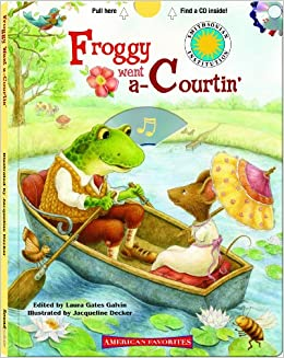 Amazon. Com: froggy went a-courtin' a smithsonian american.