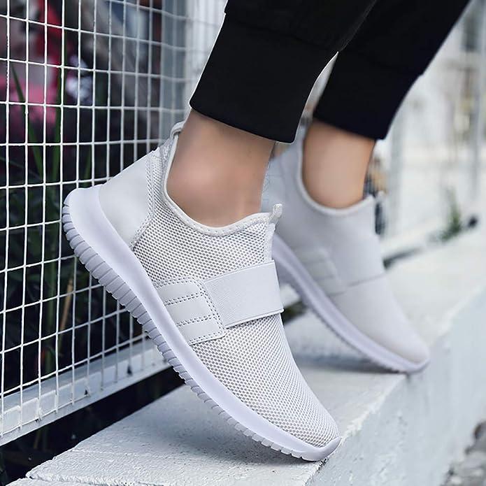 YCH Chaussures de Sport légères et Respirantes pour Homme en