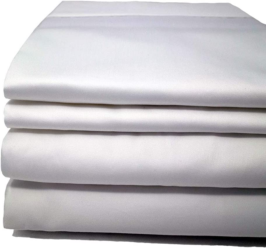 "Won't Pop Off Split King Queen All Bed Sheet Sizes 10/"" 15/"" high 100/% Cotton"