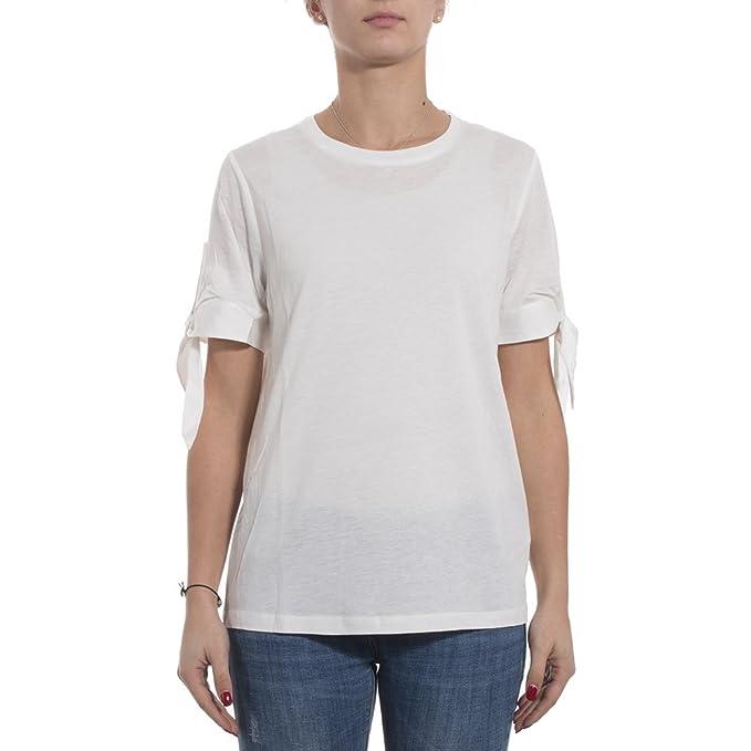 Tommy Hilfiger WW0WW21301 ABEL Camiseta Mujer: Amazon.es: Ropa y accesorios