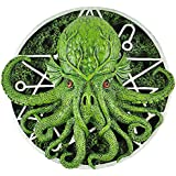 Cthulhu Plaque by Oberon Zell