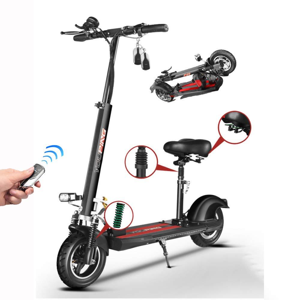 E Scooter Electrico con Asiento Control Remoto Patinete ...