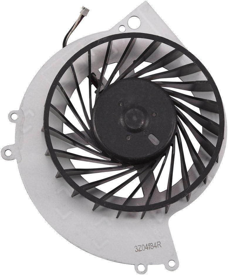 Vbestlife Kit de Pieza de Reparación de Repuesto de Ventilador de Refrigeración Interna para Sony Playstation 4 PS4 ...