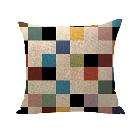Drawihi - Fundas de cojín Decorativas para sofá, Funda de ...