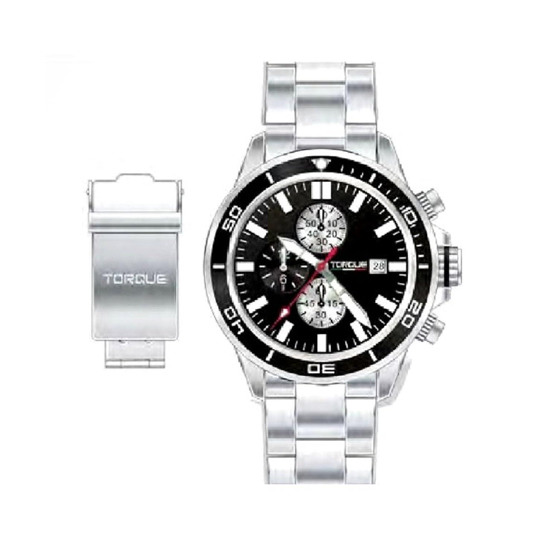 Uhr Herren Armbanduhr Torque Aquamaster von Hoover Land 100 lnd01 K