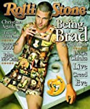 Rolling Stone Cover of Brad Pitt / Rolling Stone Magazine Vol. 824, October 28, 1999, Movie Print by Mark Seliger