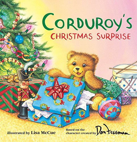 Books : Corduroy's Christmas Surprise