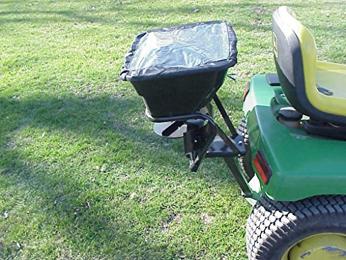 John Deere Spreaders Lawn Tractor : Harness fertilizer label leather elsavadorla