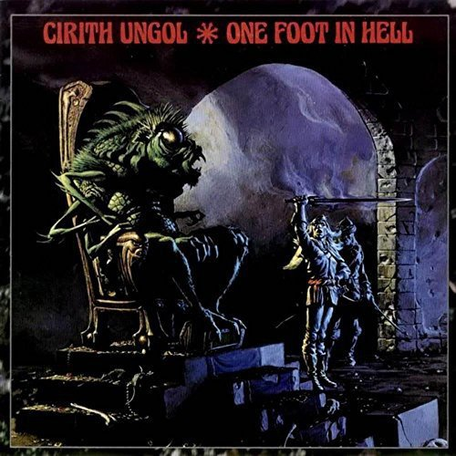 Vinilo : Cirith Ungol - One Foot In Hell (United Kingdom - Import)