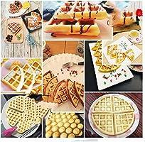 WY-Waffle Makers Máquina para Hacer gofres de Relleno ...