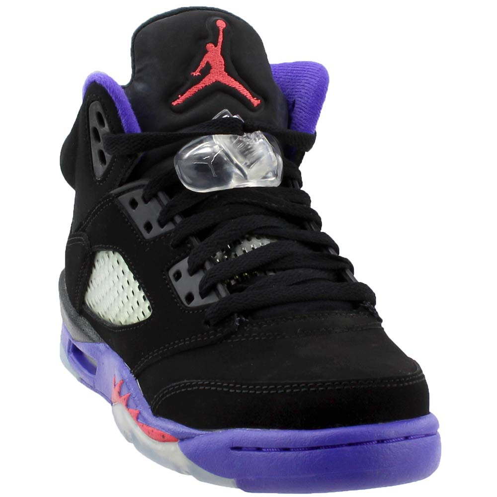 8773df393832a Jordan Big Kids Retro 5 Basketball Shoes