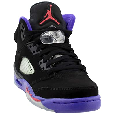 wholesale dealer c4eda 0e298 Image Unavailable. Image not available for. Color  Jordan Big Kids Retro 5  Basketball Shoes