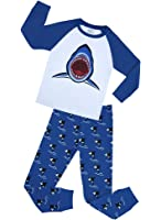 com big boys airplane pajamas % cotton piece children big boys shark pajamas 100% cotton 2pcs sleepwear set children clothes 2t 10t