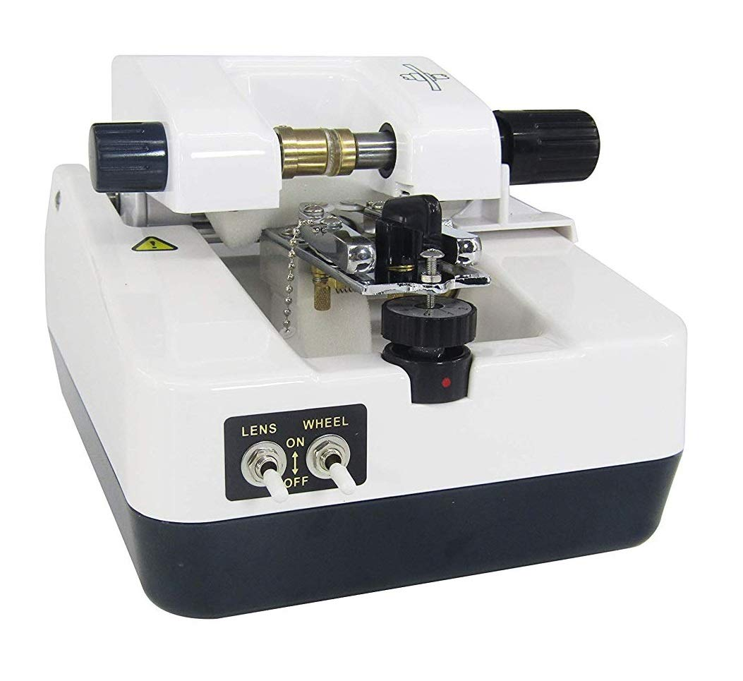 Nanolexis Optical Lens Groover Automatic Groover Optical Eyeglass Lens Grooving Machine