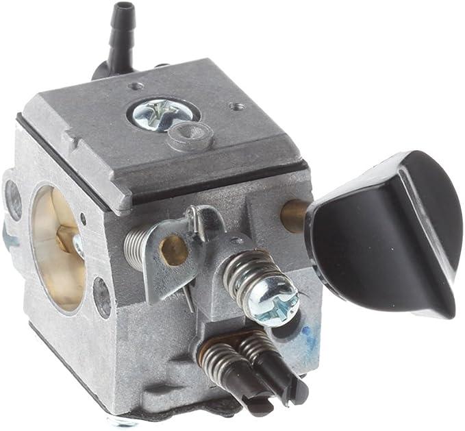 HIPA Carburetor with Fuel Line Filter Spark Plug for STIHL BR320 BR320L BR340 BR340L BR380 BR400 BR420 BR420C SR320 SR340 SR380 SR400 SR420 Backpack Blower