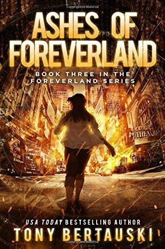 Read Online Ashes of Foreverland (Volume 3) pdf