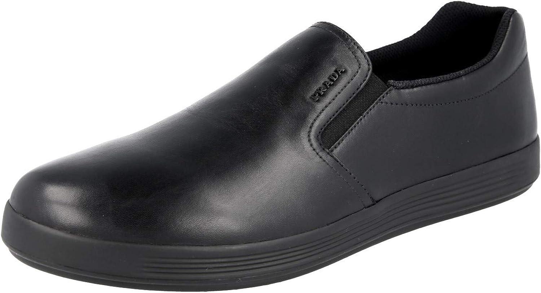 Prada Men's 4D3378 Leather Shoes