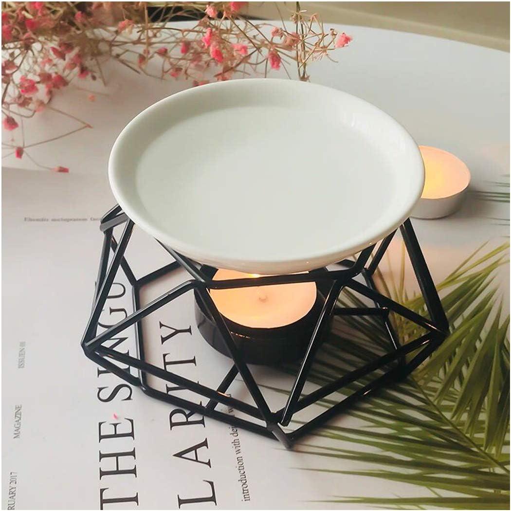 Essential Oil Incense Aroma Diffuser Furnace Home Decoration European Style Birds Nest Stylish Design SXCHEN Delicate Romantic Ceramic Tealight Candle Holder Oil Burner