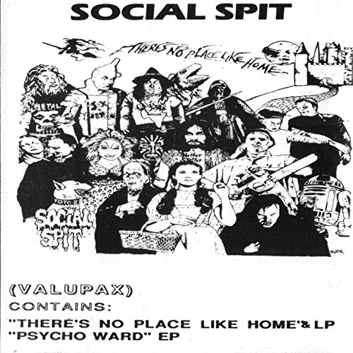 Theres No Place Like Home Explicit By Social Spit On Amazon Music