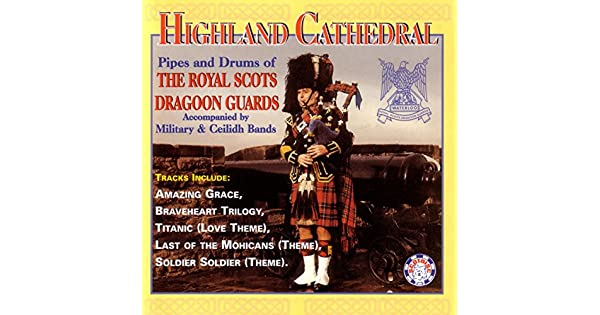 Amazon.com: The Rebel Piper: The Royal Scots Dragoon Guards ...