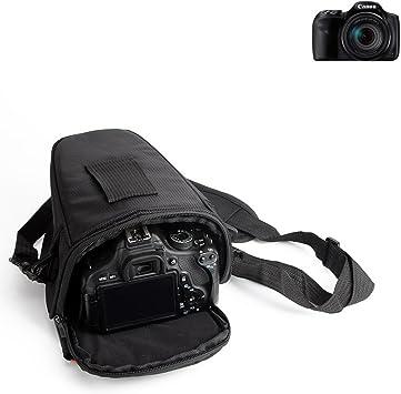 K-S-Trade para Canon PowerShot SX540 HS: Bolsa per Camera DSLR/SLR ...