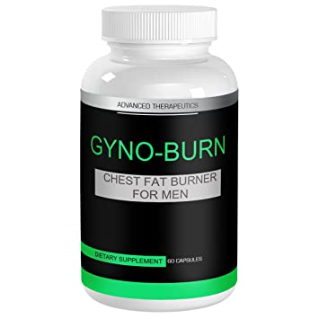 Gyno Burn Gynecomastia Pills Male Chest Fat Burner Reduces Breast Fat And Eliminates