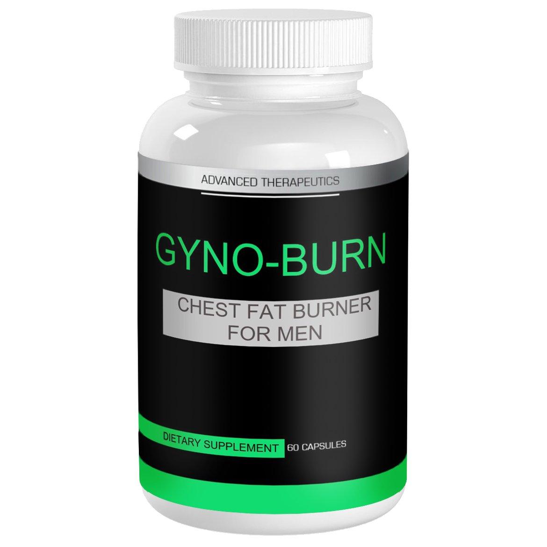 190d4d0800f Gyno-Burn Gynecomastia Pills Male Chest Fat Burner Reduces Breast Fat and  Eliminates Embarrassing Man