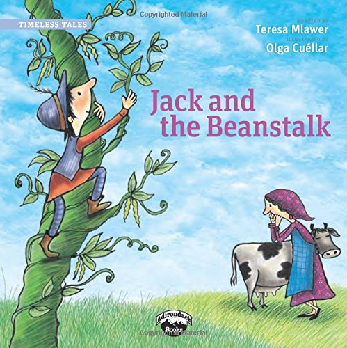 jack and the beanstalk book - 7