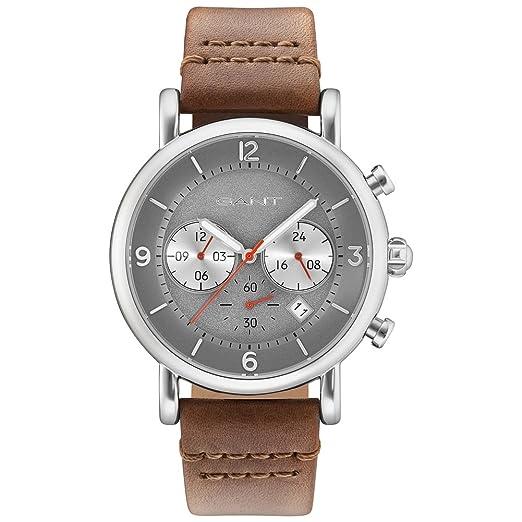 b512ac53a1ff GANT SPRINGFIELD GT007008 Reloj de Pulsera para hombres  Amazon.es  Relojes