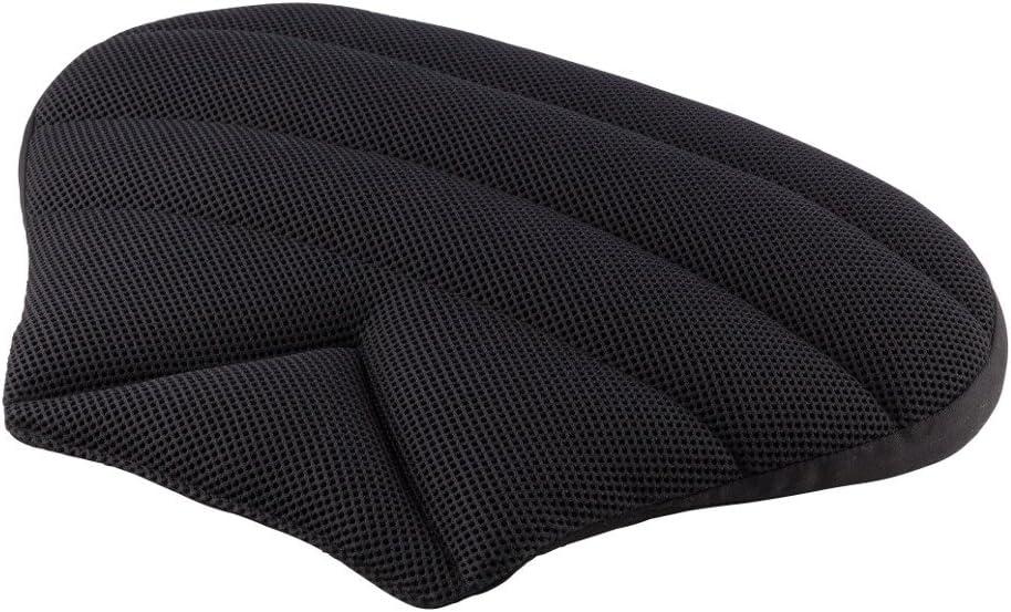 colore nero Cuscino a cuneo per auto Sitback