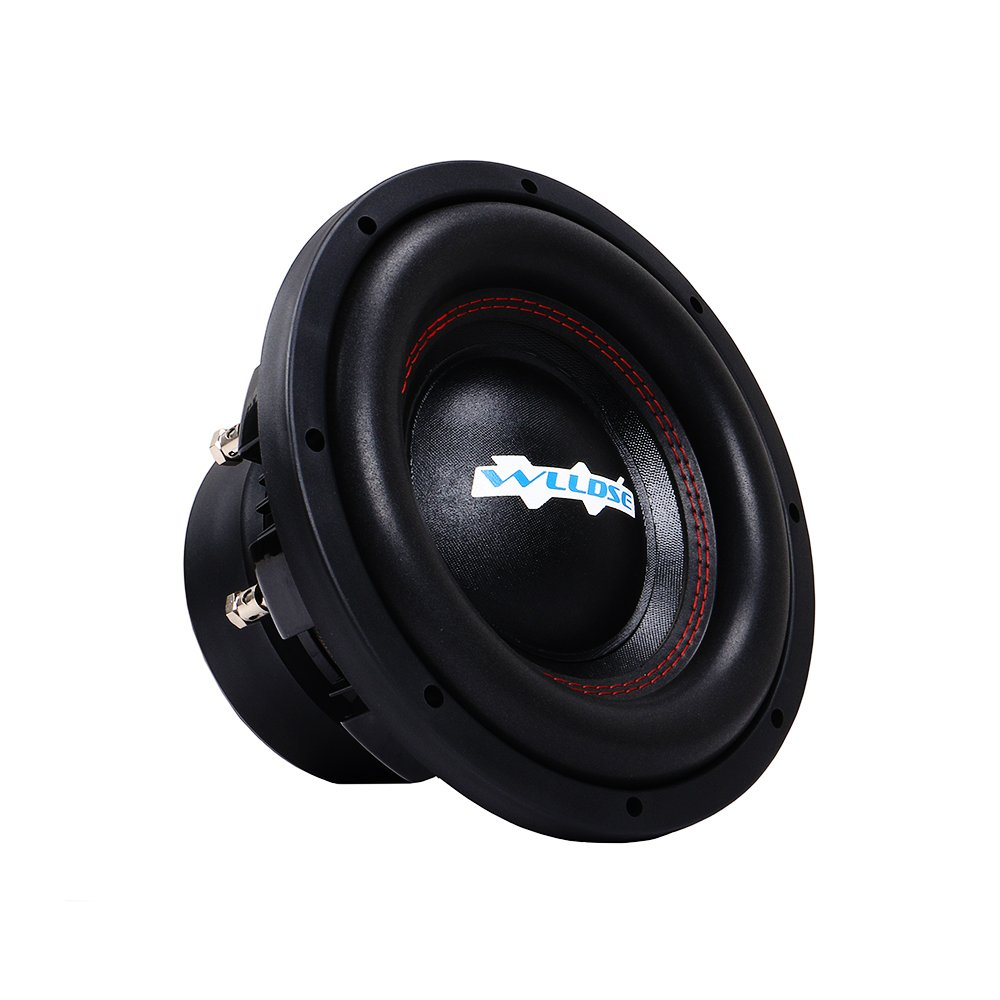 Amazon.com: WLLDSE 10 Inch 800 Watt Max Power Dual 4 Ohm Car Subwoofer:  Electronics