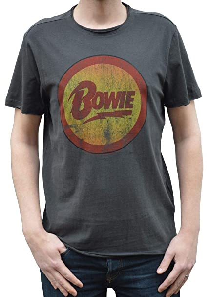 fffbae42 AMPLIFIED David Bowie Diamond Dogs Tour OFFICIAL Unisex T-Shirt to XXL:  Amazon.co.uk: Clothing
