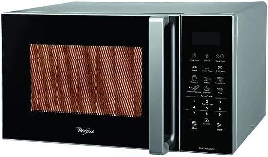 Opinión sobre WHIRLPOOL MWO616/01 SIL - Micro-ondes grill silver - 25L - 900 W - Grill 1000 W - Pose libre
